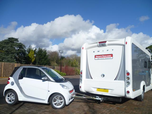 What's The Perfect Car To Tow Behind Your Motor Home and How To Do It