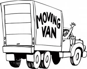 A Moving Van