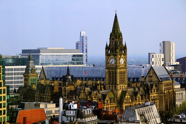 Exciting Manchester: Greatest Activities and Sights