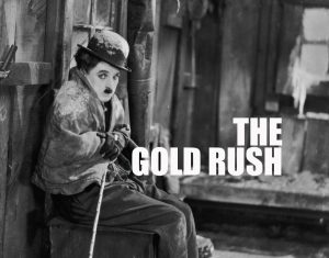 Chaplin's 'The Gold Rush' - A Cure For Depression