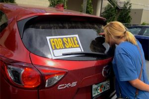 buying a car for sale