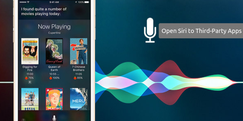 open siri to third party apps