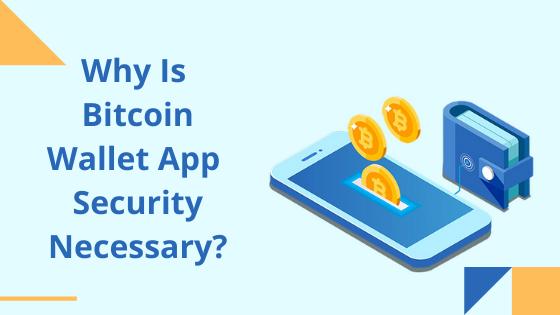Bitcoin-wallet-app-security