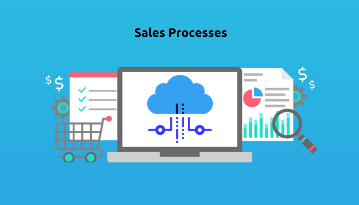 sales processes crm technology